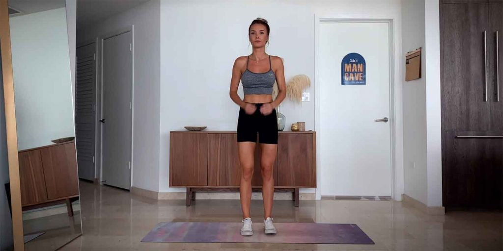 Bodyweight Side Lunges
